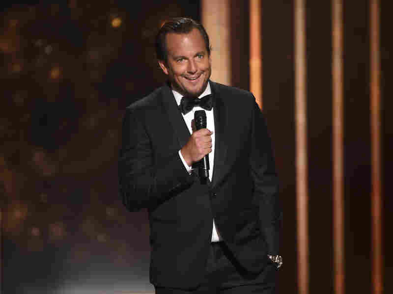 Will Arnett speaks at the Television Academy's 2019 Creative Arts Emmy Awards on Sept. 14, 2019, at the Microsoft Theater in Los Angeles.