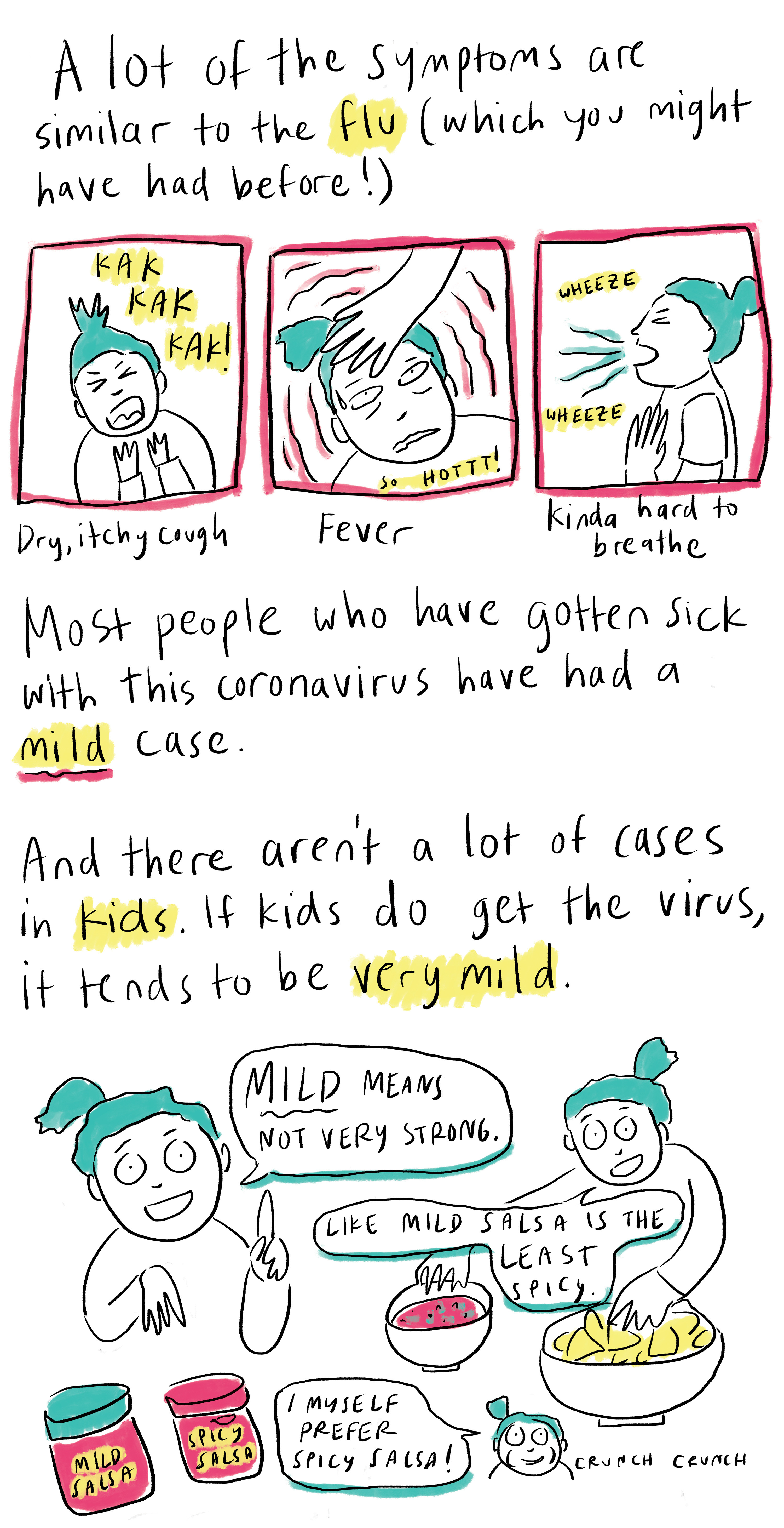 What Kids Want To Know About Coronavirus An Original Comic