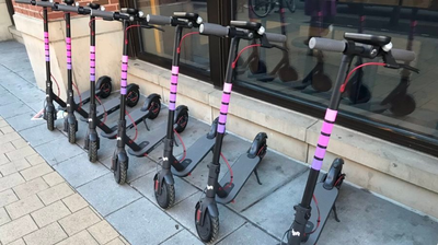 Four Scooter Companies Will Leave D.C. In April, After Unsuccessful Appeals