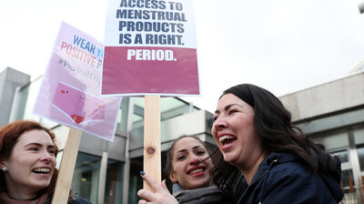 Scotland Poised To Become 1st Country To Make Period Products Free