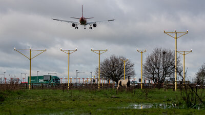 Citing Climate Commitments, U.K. Court Blocks New Runway At Heathrow Airport