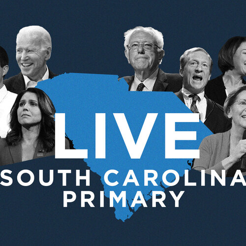 Live: South Carolina Primary Results And Analysis