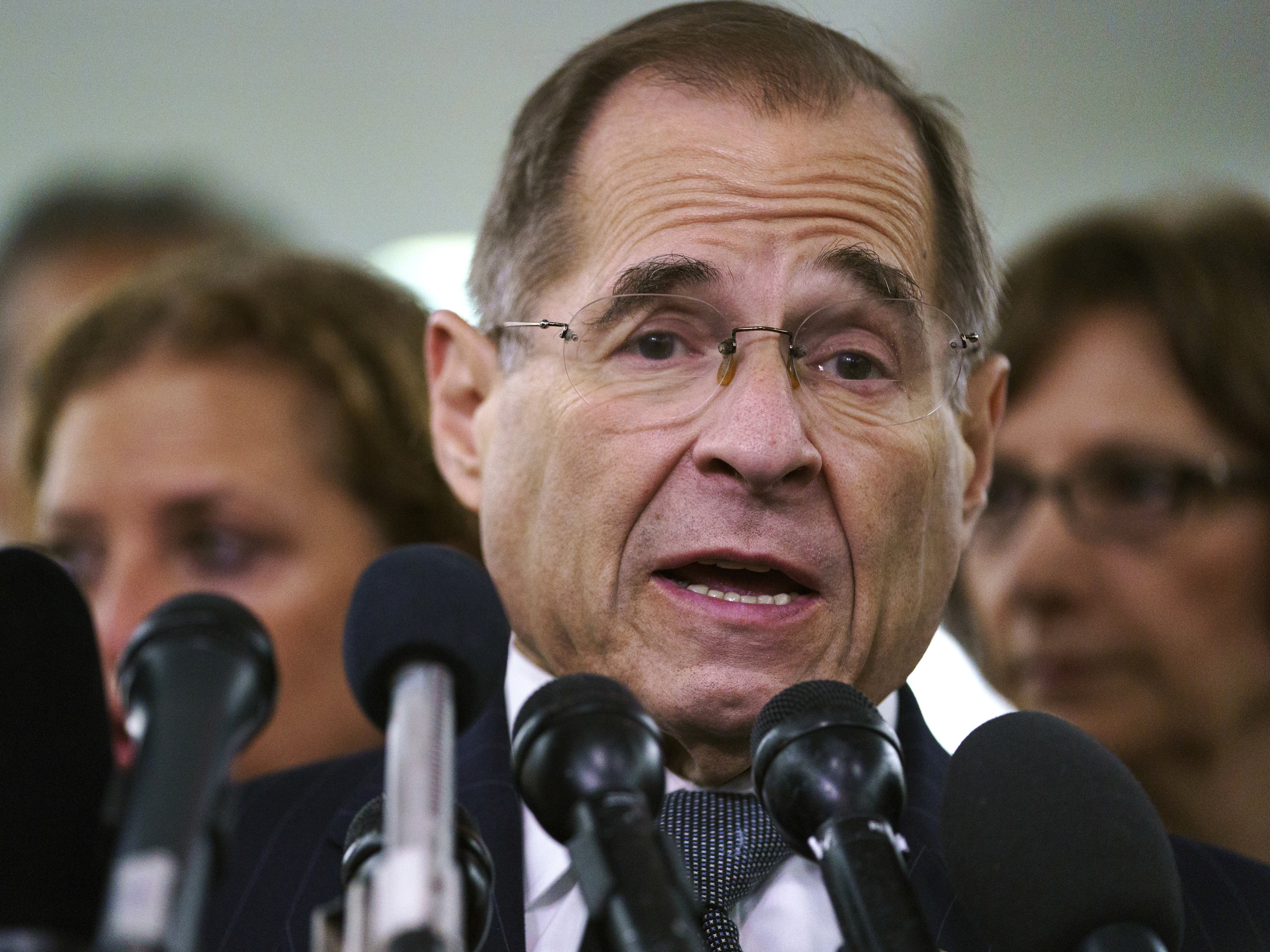 Nadler seeks interviews with prosecutors who quit Roger Stone case