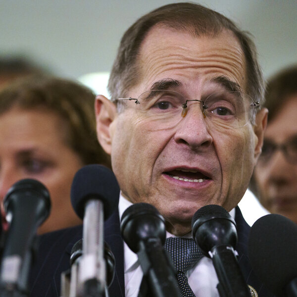 House Dems Say They're Looking Into Political Influence At Justice Department