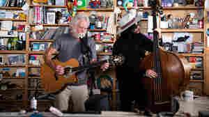 Bob Weir And Wolf Bros: Tiny Desk Concert