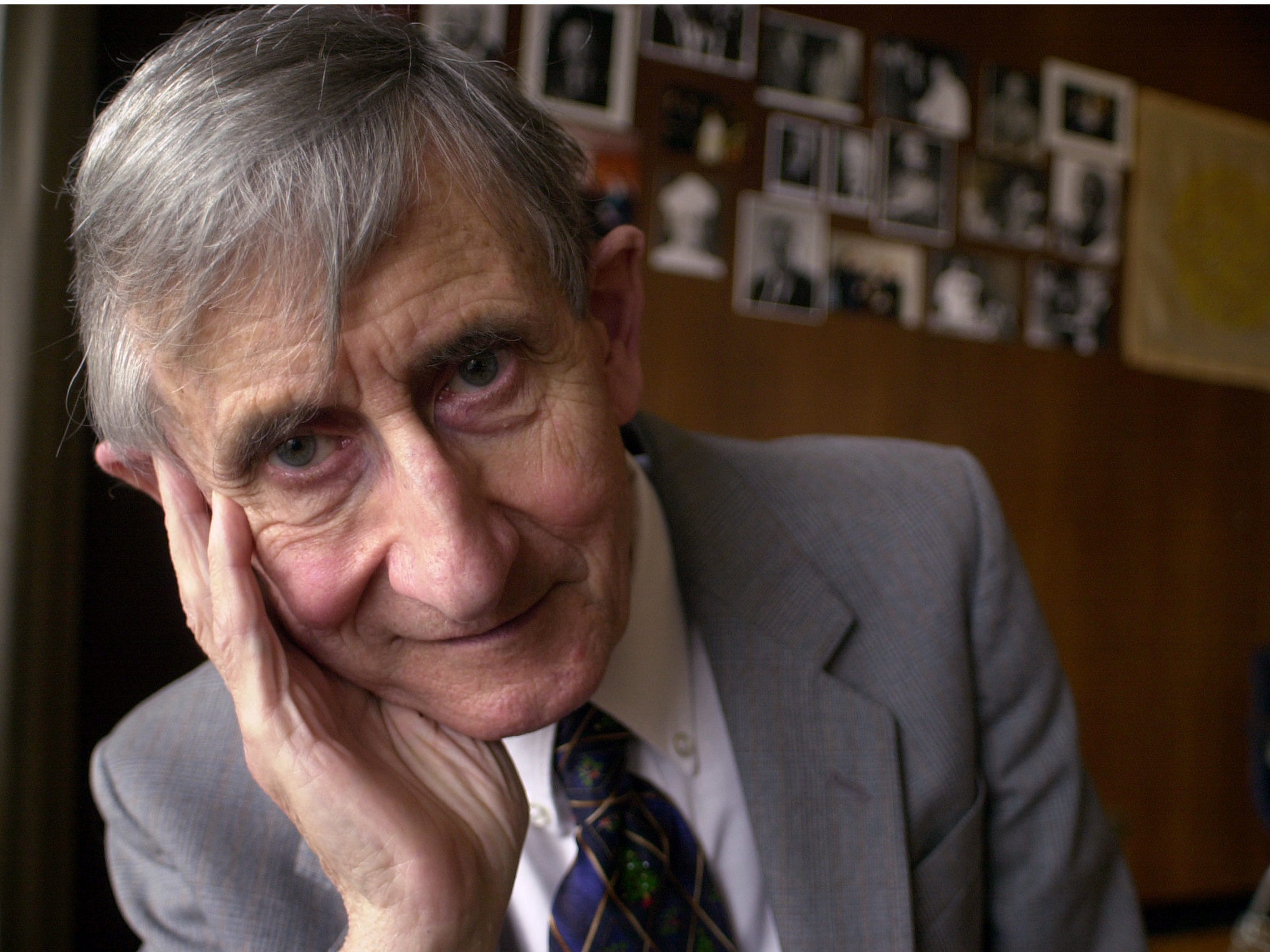 Physicist And Iconoclastic Thinker Freeman Dyson Dies At 96