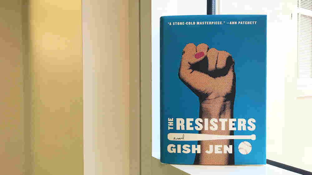 Dystopian Novel 'The Resisters' Drives Home The Perils Of Our Wired World