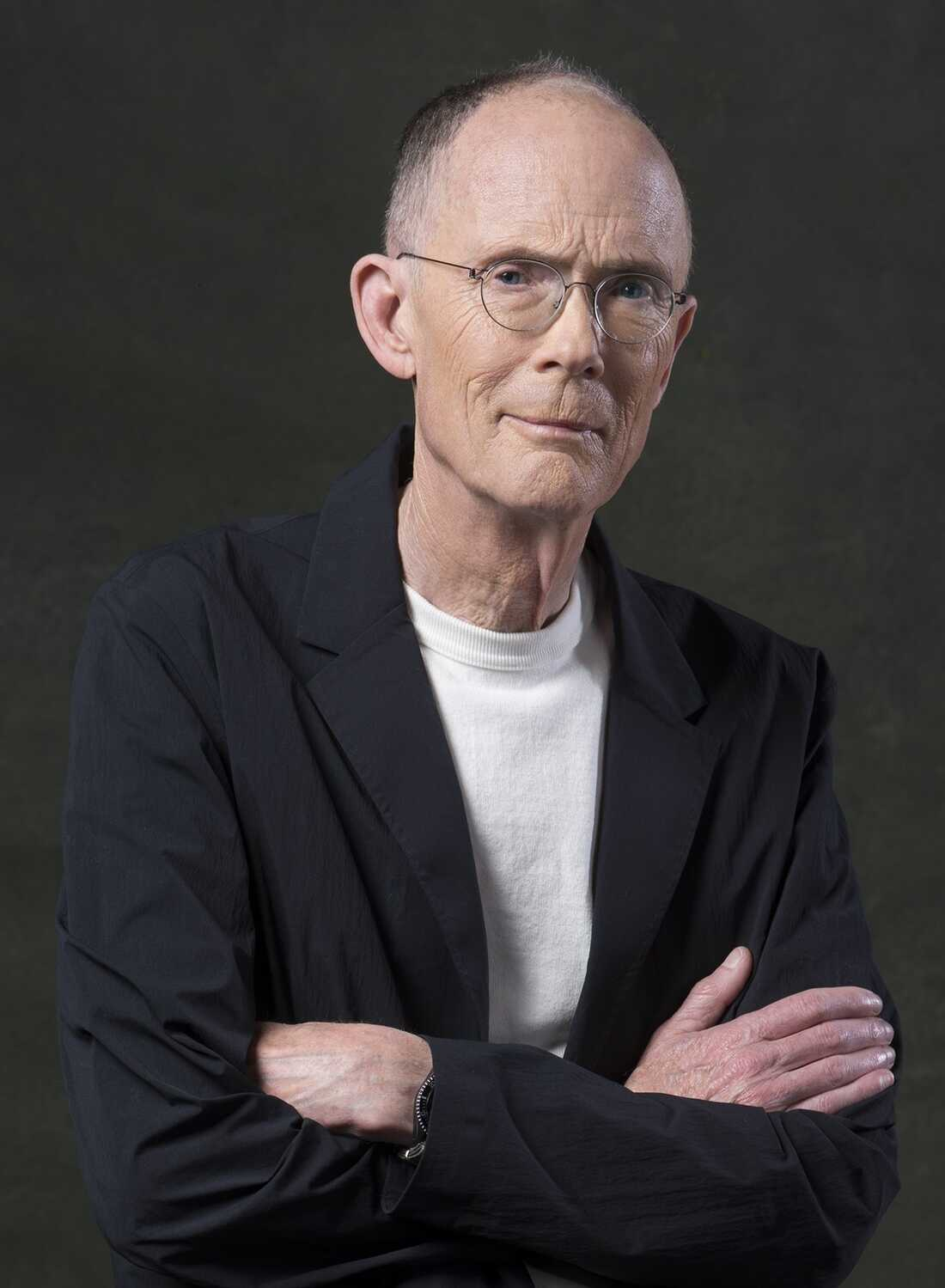 William Gibson's new novel is Agency.