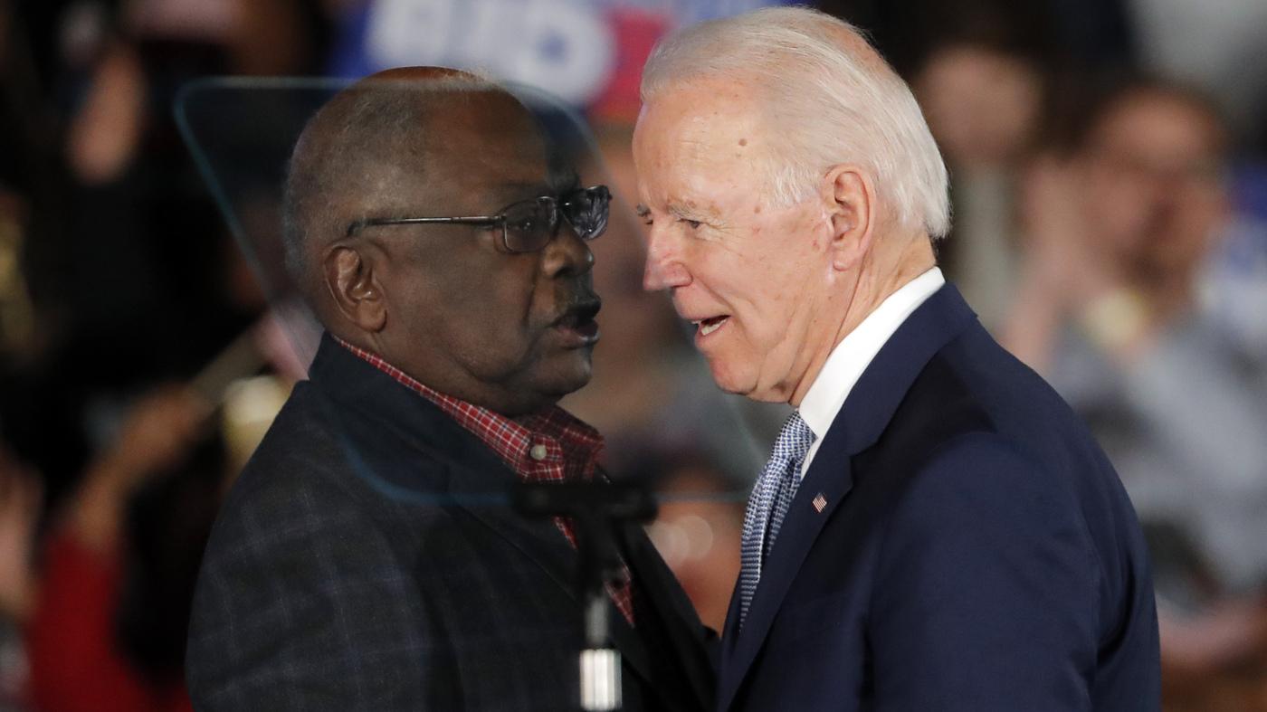 4 Takeaways From Joe Biden's Big Win In South Carolina