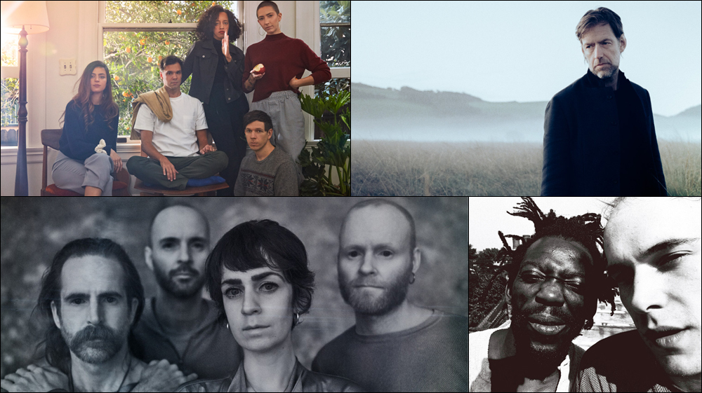 New Mix: Dirty Projectors, Radiohead's Ed O'Brien, African Head Charge, More
