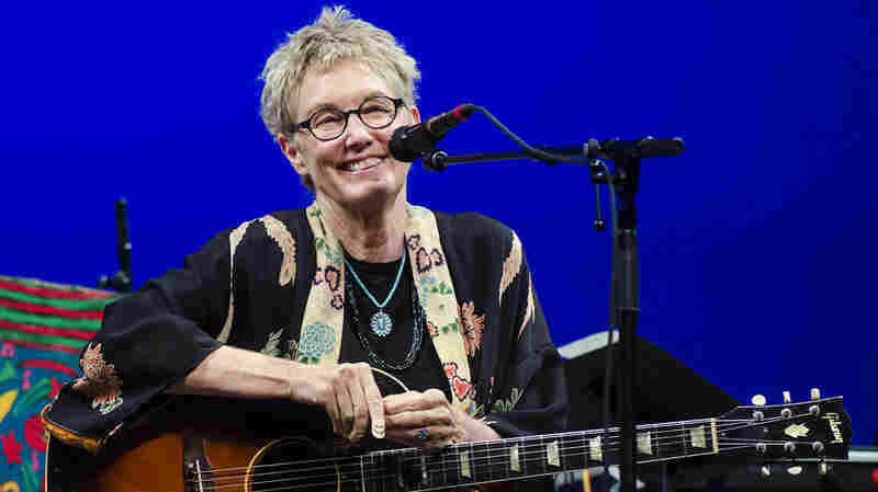 Eliza Gilkyson On Mountain Stage