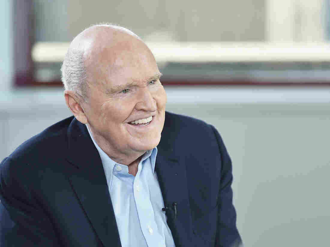 Former GE Chairman and CEO Jack Welch dies at 84