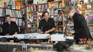 Mellotron Variations: Tiny Desk Concert