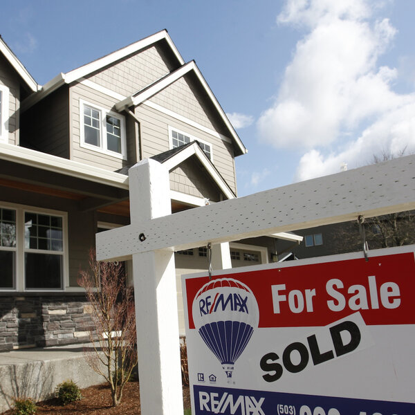 Mortgage Rates Are Near All-Time Lows As Coronavirus Worries Hit Markets