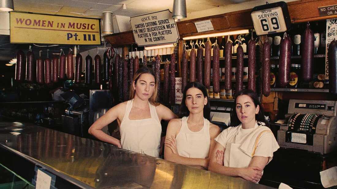HAIM Announces New Album, 'Women In Music Pt. III,' Shares 'The Steps'