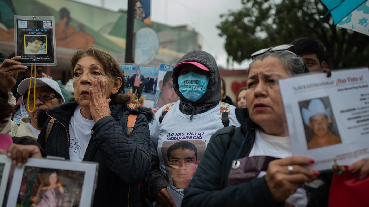 The Mexican Mothers Who Make A Grim Yearly Search For Missing Loved Ones