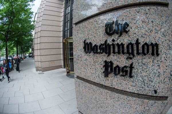 The Trump campaign has filed a lawsuit against The Washington Post.