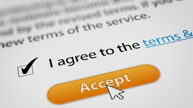 Terms and Conditions -