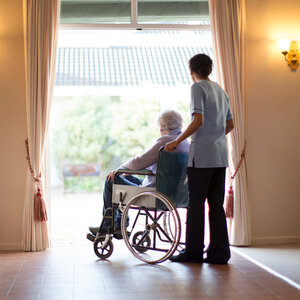 As Coronavirus Looms, Many Nursing Homes Fall Short On Infection Prevention