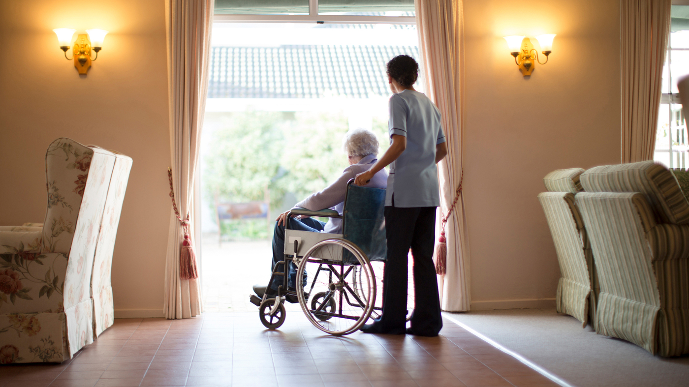 Nursing Homes With Fewer Workers Tend To Fall Down On Infection Prevention Shots Health News Npr