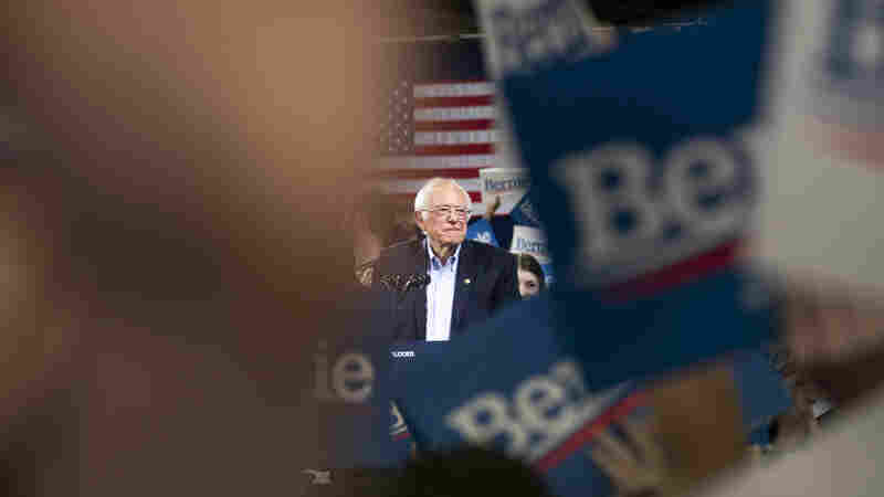 How Russia Is Trying To Boost Bernie Sanders' Campaign