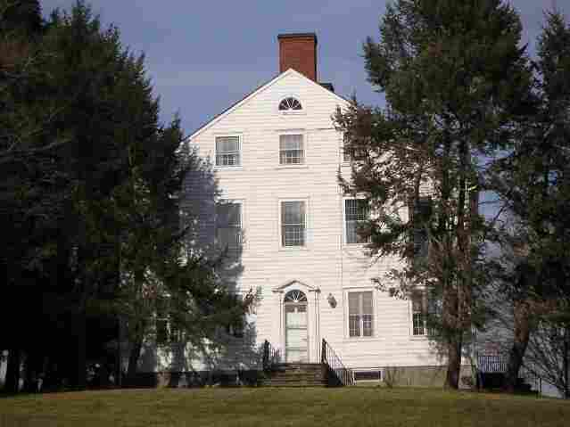 The Public Universal Friend resided in this home in the Township of Jerusalem, located just northwest of Penn Yan, NY, where they established their religious settlement.