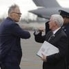 Trump Says He Still Has To Shake Hands, Despite Coronavirus Concerns