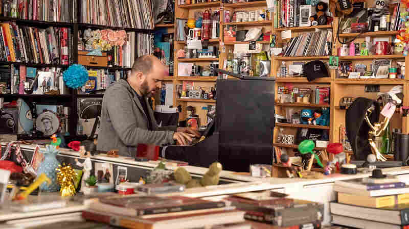 Kirill Gerstein: Tiny Desk Concert