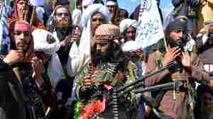 Despite Bloody Week In Afghanistan, U.S. Pushes Taliban Peace Talks Forward