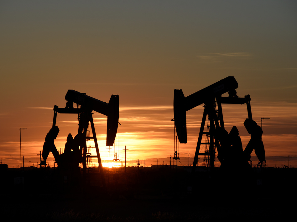 Oil prices dropped 30% Sunday after Saudi Arabia announced it would boost production and cut prices. (Nick Oxford/Reuters)
