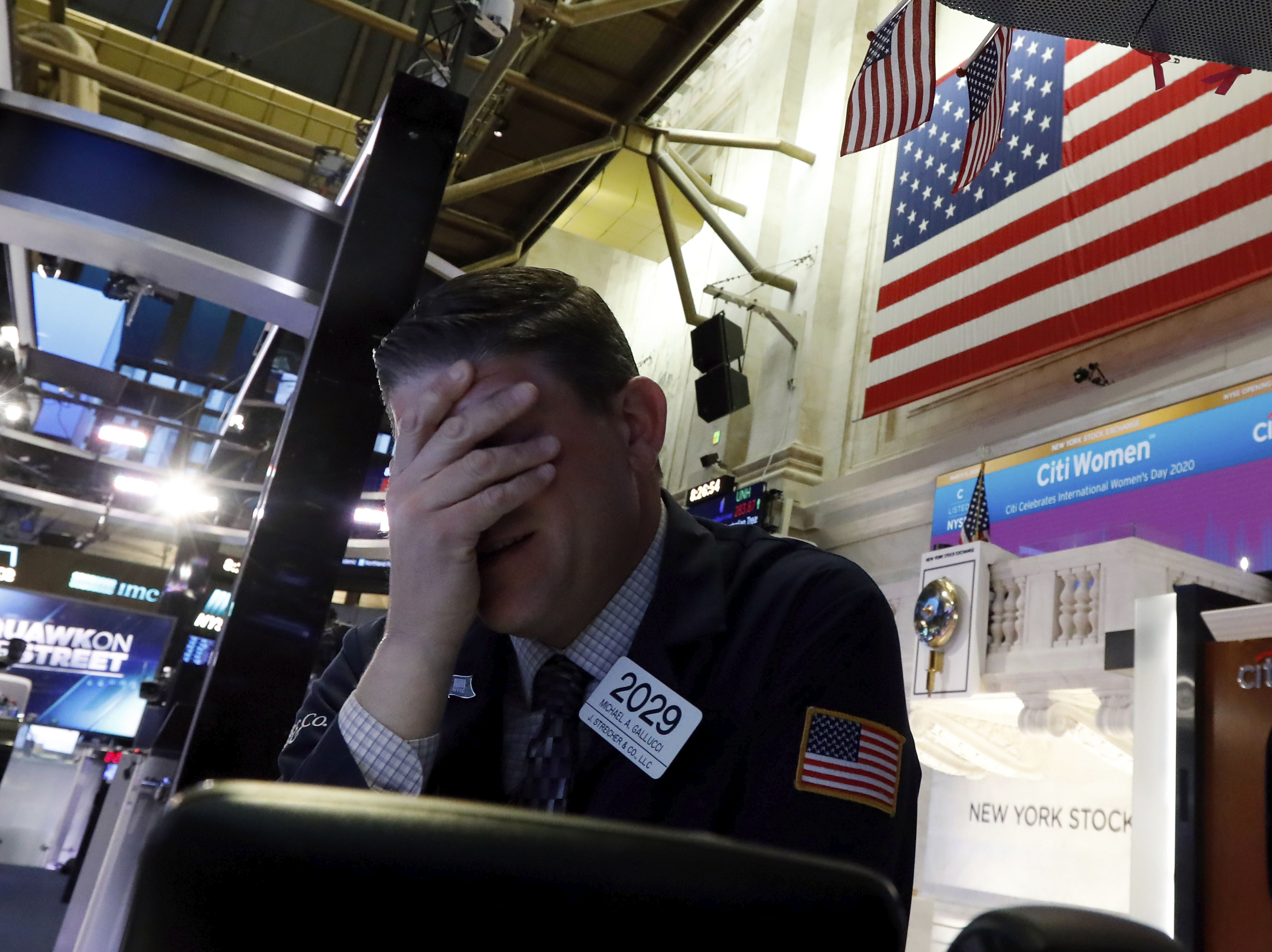Stocks rebound from big losses on hope for United States economic aid