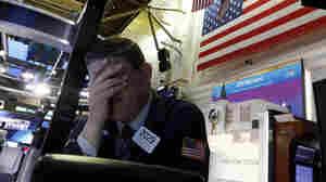 Dow Dives More Than 2,000 Points; Steep Market Slide Triggered Trading Halt