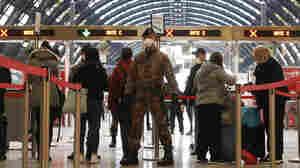 Italy Expands Quarantine Measures Nationwide To Stem Spread Of Coronavirus