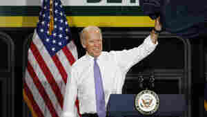 Joe Biden Spent Years Embracing Michigan. Now He Hopes Voters Return The Favor