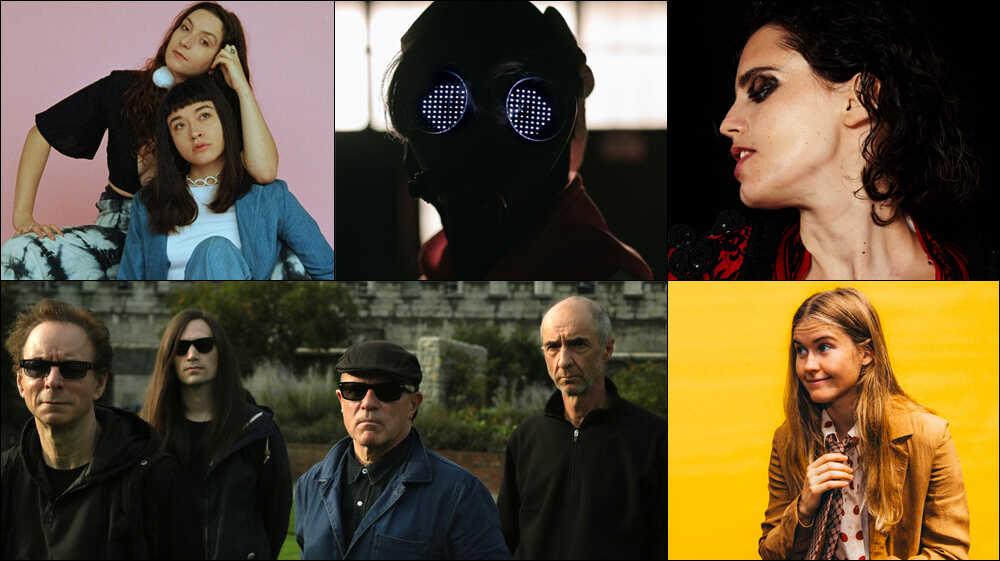 New Mix: Car Seat Headrest, Anna Calvi, Wire, More