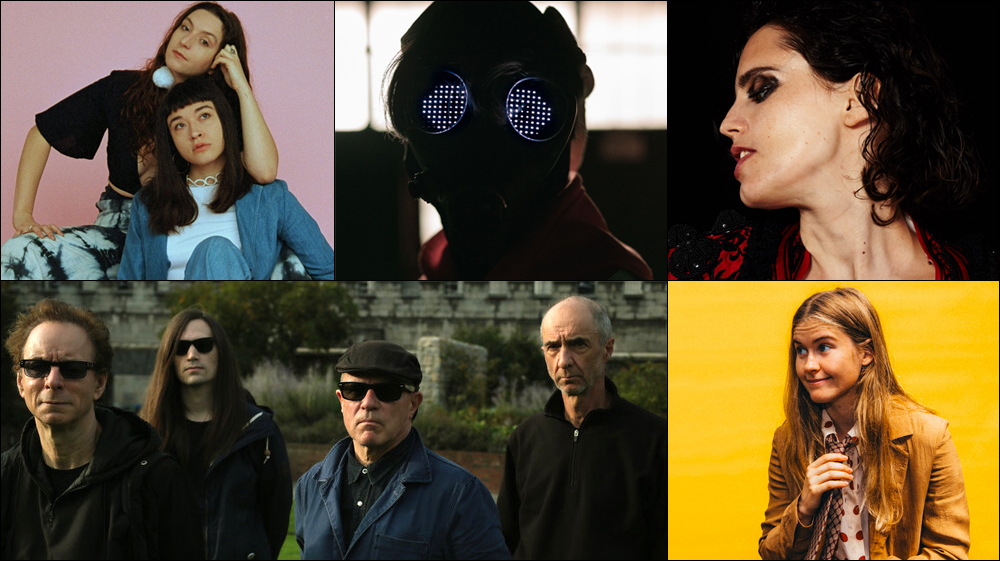 New Mix: Car Seat Headrest, Anna Calvi, Wire, More