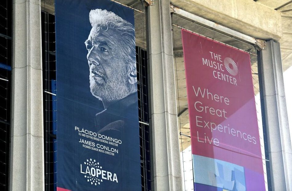 Placido Domingo Christmas Eve New York 2020 LA Opera Finds 'Inappropriate Conduct' Claims Against Plácido