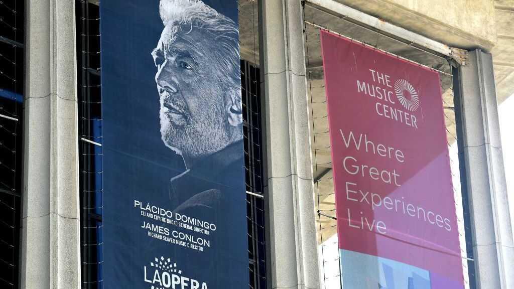 LA Opera Finds 'Inappropriate Conduct' Claims Against Plácido Domingo Credible