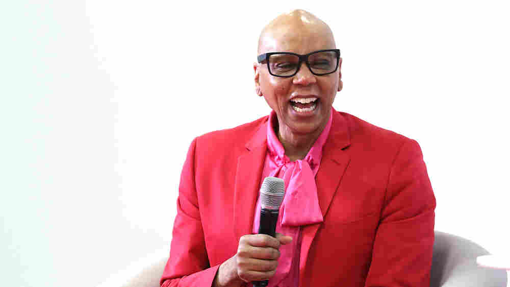 RuPaul's Recipe For Success? Love Yourself And Stay Flexible