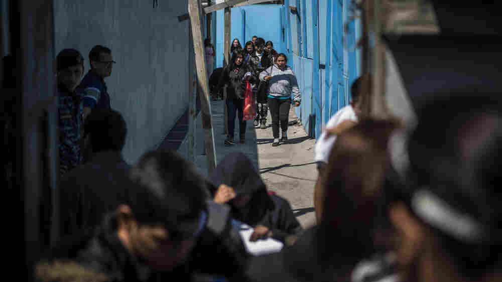 Asylum-Seekers Reaching U.S. Border Are Being Flown To Guatemala