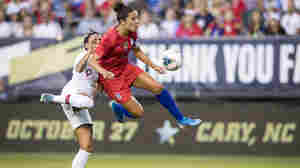 U.S. Soccer Apologizes For Saying Male Players Have 'More Responsibility' Than Women
