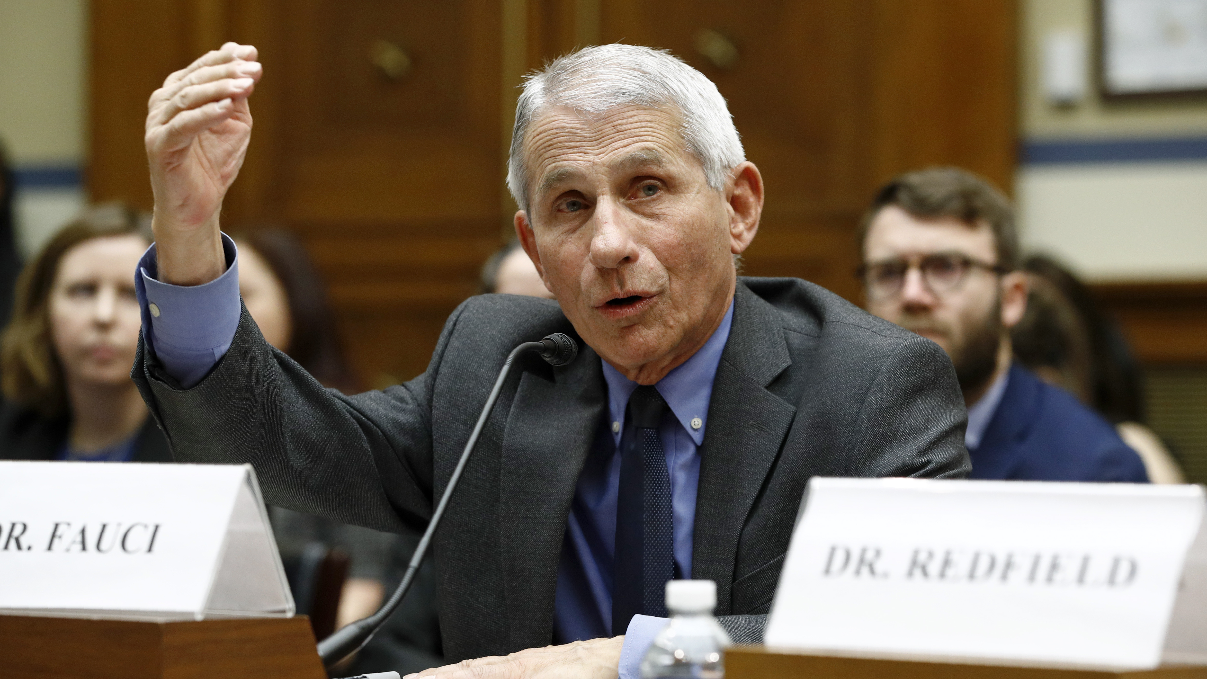 Dr. Fauci Confirms 'Worst Yet To Come' For US Coronavirus Spread