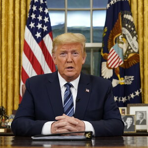 Trump Suspends All Travel From Europe For 30 Days To Combat COVID-19