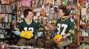 Harry Styles Explains His Love Of The Packers