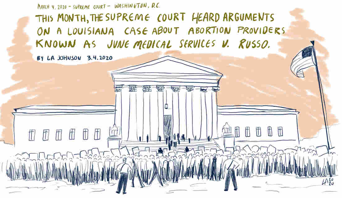 This month, the Supreme Court heard arguments on a new abortion case that could lead to the overturn of Roe v. Wade.