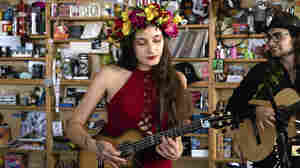 Taimane: Tiny Desk Concert