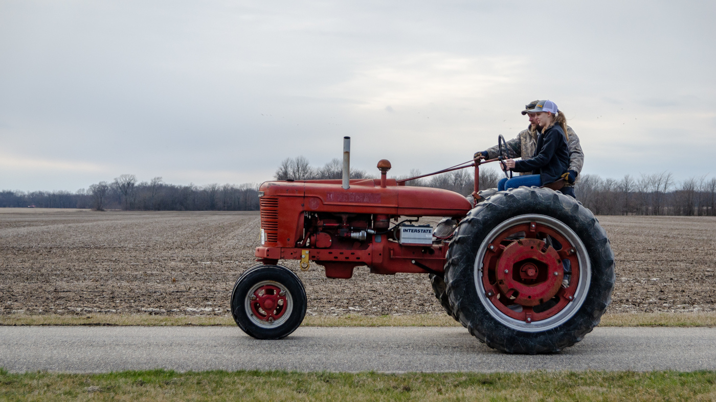 Tractor Day Offers A (Slow) Dose Of The Freedom Every Teenager Longs For