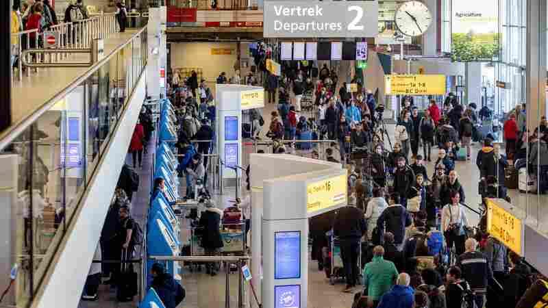Coronavirus: Chaos Follows Trump's European Travel Ban; EU Says It Wasn't Warned