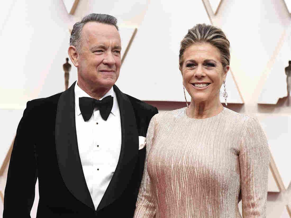 Tom Hanks and Rita Wilson Tested Positive For Coronavirus