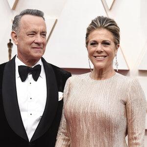Tom Hanks, Wife Rita Wilson Test Positive For Coronavirus